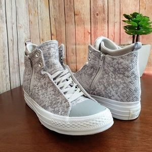 2635d95da6e6 Women s Platform Converse High Top on Poshmark